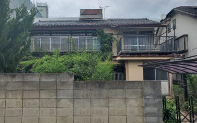 東京都武蔵野市 木造2階建